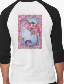 The Dragon of Spring Men's Baseball ¾ T-Shirt
