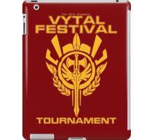 Vytal Fesitval Tournament - Gold iPad Case/Skin