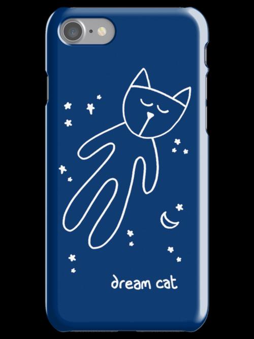 dream cat by venitakidwai1