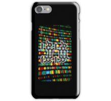 DNA Base Pairs iPhone Case/Skin