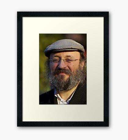 A gut morgn..... A dank ojch zejer ! by Doktor Faust . Favorites: 2 Views: 268 . Thx!.Toda raba! Framed Print