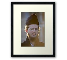 Cum wider zejen....Yerusalem !  by Doktor Faustus . Favorites: 2 Views: 94.  Harcikn dank !Toda raba ! Framed Print