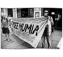 Free Mumia Poster