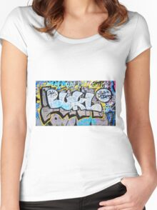 Colourful Language Women's Fitted Scoop T-Shirt