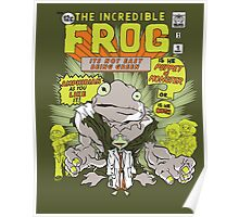 THE INCREDIBLE FROG Poster