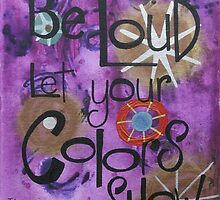 Colorshow by Paula Asbell