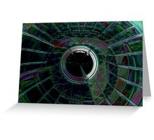 Mothership~The Second Coming Greeting Card