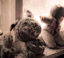 Line Up ~ Chernobyl  by Josephine Pugh
