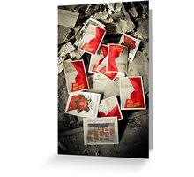 Commemoration ~ Pripyat  Greeting Card
