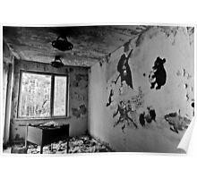Teddy Bears' Picnic ~ Pripyat  Poster