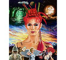 Toyah: The Changeling Photographic Print