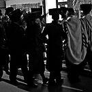 7 ★★★★★ . Joy and dance among Hasidim . by Doktor Faustus . Favorites: 2 Views: 372 .  Thx ! Toda raba  sheli ! by © Andrzej Goszcz,M.D. Ph.D