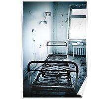 Bed Rest ~ Pripyat  Poster