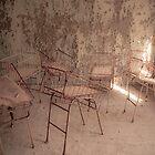 Loss ~ Pripyat  by Josephine Pugh
