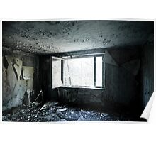 Inside ~ Pripyat  Poster