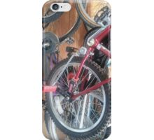 Ready for a Bike Ride? iPhone Case/Skin