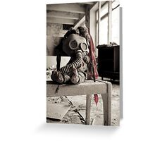 We March ~ Pripyat  Greeting Card