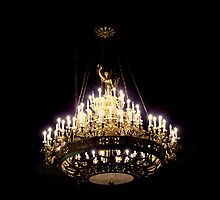 The Chandelier by Lucinda Walter