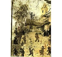 Ghosts Of Children Past Photographic Print