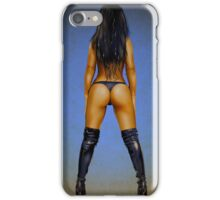 Booty iPhone Case/Skin