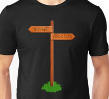 Choose your way Unisex T-Shirt