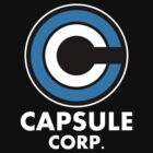 Capsule Corp Logo by karlangas