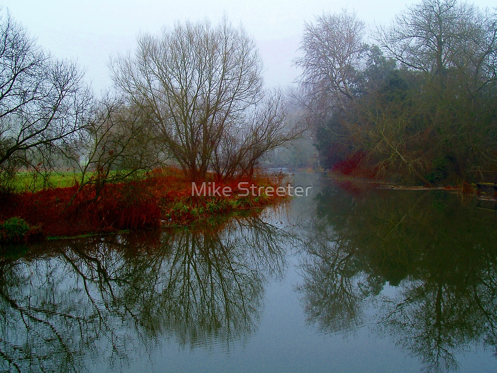 Misty Morning 2 by Mike Streeter