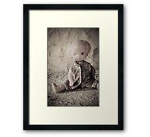 I'm Watching You ~ Pripyat  Framed Print
