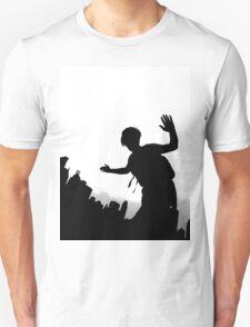 Surfing the skyline T-Shirt