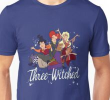 Three-Witched  Unisex T-Shirt