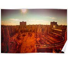 Pripyat: Half-Life  Poster