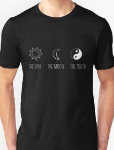 The Sun, The Moon, The Truth Unisex T-Shirt