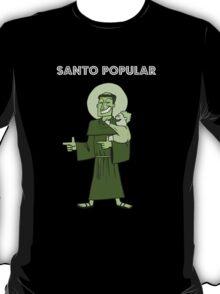 Santo Popular (verde) T-Shirt