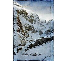 Val Avers Photographic Print