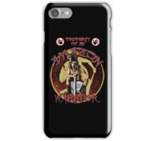 Property Of An Amazon Warrior iPhone Case/Skin