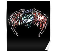 digital tattoo design Poster