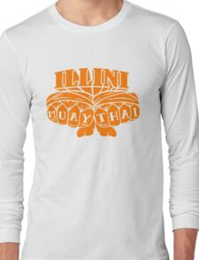 Illini Muay Thai - Fists Long Sleeve T-Shirt