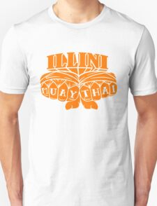 Illini Muay Thai - Fists T-Shirt