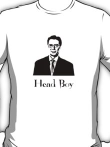 Apparantly when Percy here was younger, he used to be known as headboy!  T-Shirt