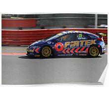 Andrew Jordan's 2012 Honda Poster