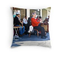 Support Chinatown Throw Pillow
