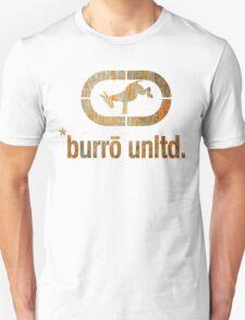Burro Unlimited Rusty Grunge Unisex T-Shirt