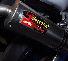 Tuono 1000 Exhaust by John Schneider