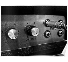 Marshall Amp #1 Poster