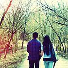 A walk to remember :) by mayatut