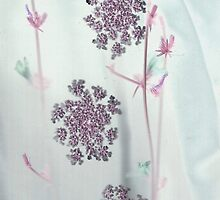iPhone Case of painting....A Touch of Lavender... by linmarie