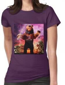 Run, Sarah, Run! Womens Fitted T-Shirt