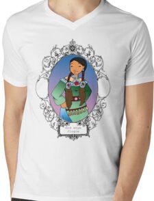 Old style jingle Mens V-Neck T-Shirt