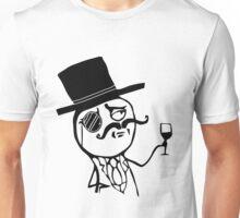 monocle meme Unisex T-Shirt
