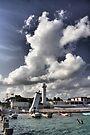 Puerto Morelos, Mexico by Allen Lucas